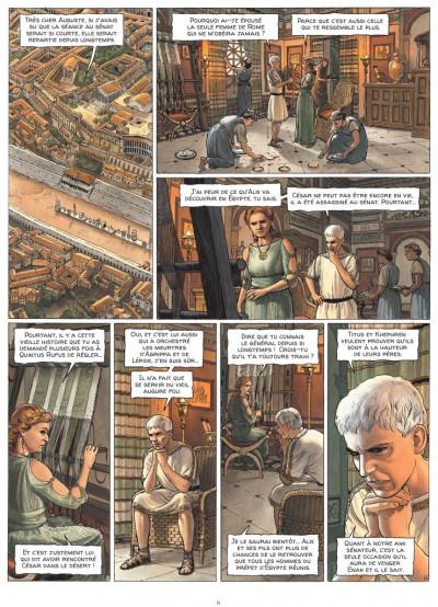 Page 4 Alix Senator tome 2