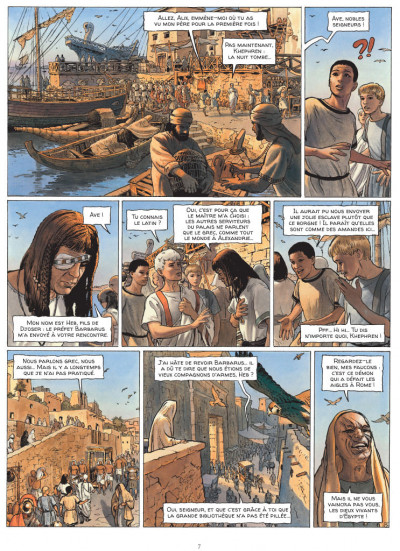Page 5 Alix Senator tome 2