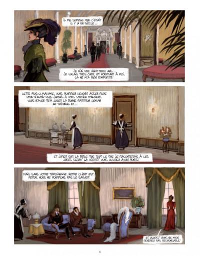Page 2 Eve sur la balançoire