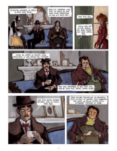 Page 3 Eve sur la balançoire