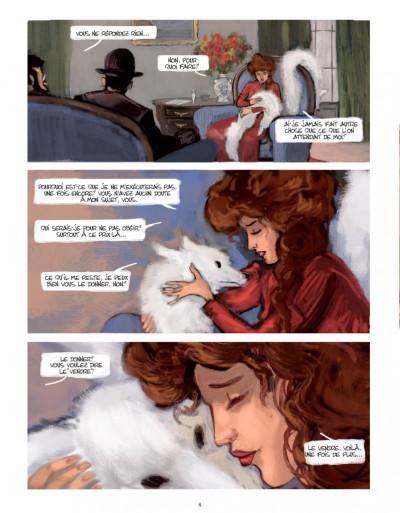 Page 4 Eve sur la balançoire