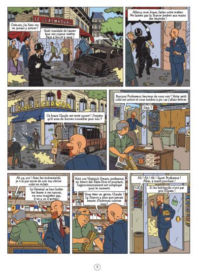 Page 3 Les aventures de Scott Leblanc tome 3