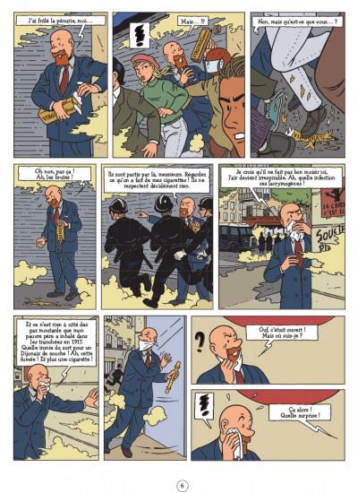 Page 4 Les aventures de Scott Leblanc tome 3