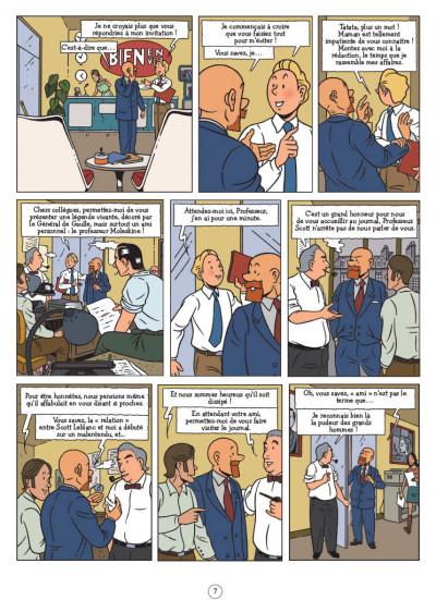 Page 5 Les aventures de Scott Leblanc tome 3
