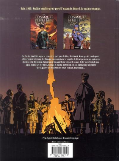 Dos Les cosaques d'hitler tome 2