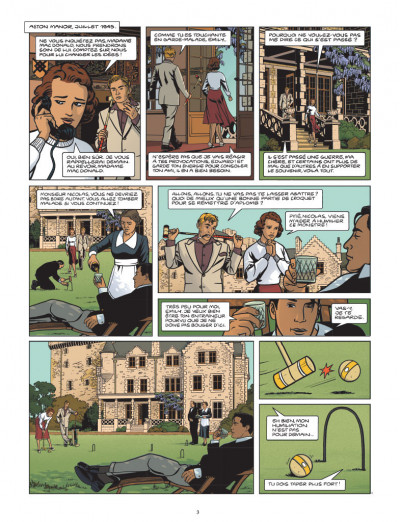 Page 1 Les cosaques d'hitler tome 2