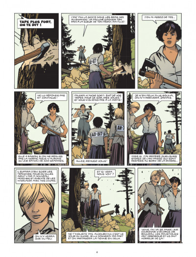 Page 2 Les cosaques d'hitler tome 2