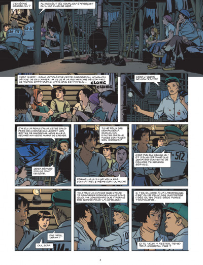 Page 3 Les cosaques d'hitler tome 2