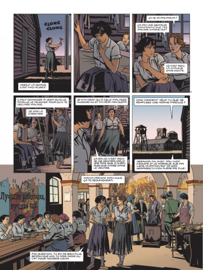 Page 4 Les cosaques d'hitler tome 2