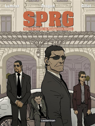Couverture SPRG tome 1