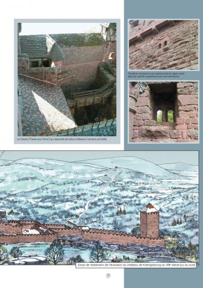 Page 2 Les voyages de Jhen - Haut-Koenigsbourg