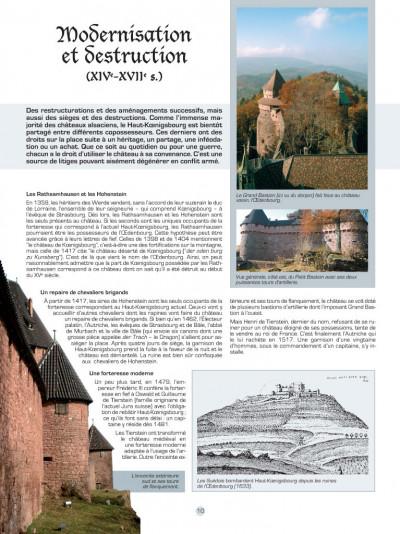 Page 5 Les voyages de Jhen - Haut-Koenigsbourg