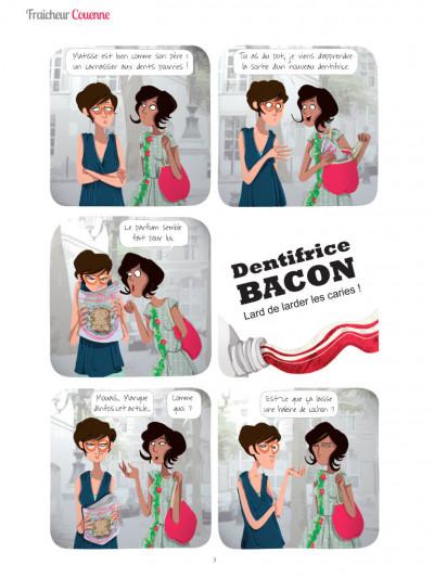Page 1 Des filles de goût