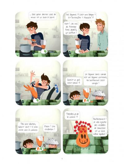 Page 5 Des filles de goût