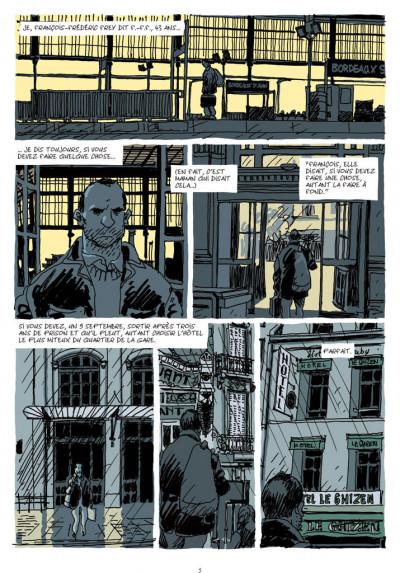 Page 1 L'homme qui assassinait sa vie