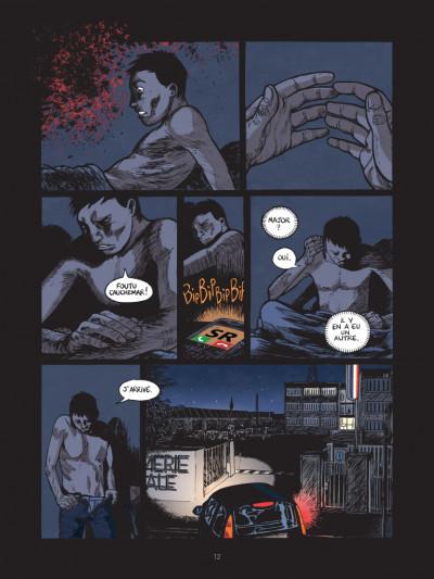 Page 4 Les premiers tome 1