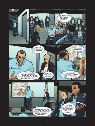 Page 5 Les premiers tome 1