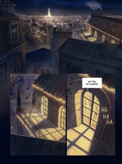 Page 1 Chaque soir à onze heures