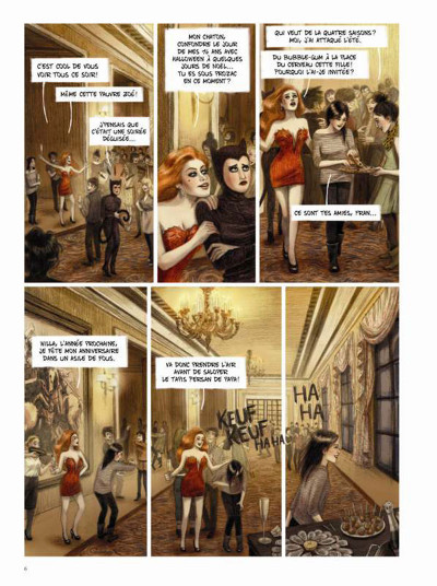 Page 2 Chaque soir à onze heures