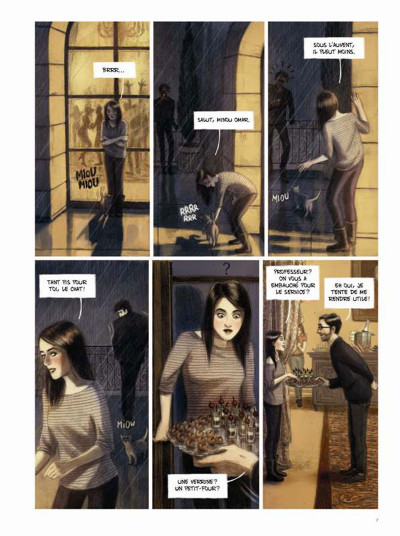 Page 3 Chaque soir à onze heures