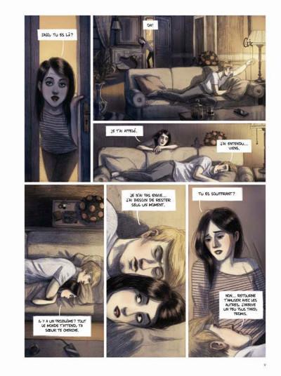 Page 5 Chaque soir à onze heures