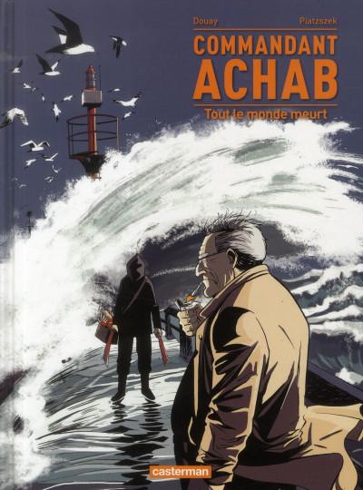Couverture Commandant Achab tome 4