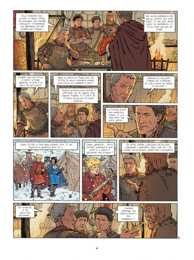 Page 2 Alix tome 35