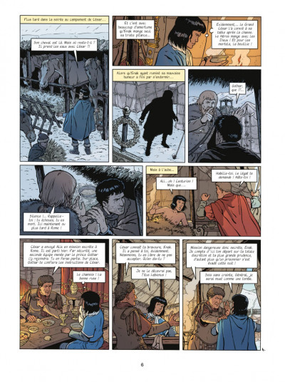 Page 4 Alix tome 35