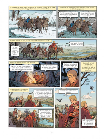 Page 5 Alix tome 35