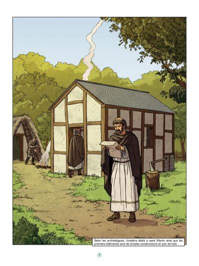Page 8 Les voyages de jhen - l'abbaye de stavelot