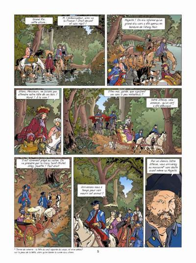 Page 3 Les aventures de Loïs tome 7 - La prisonnière de l'archange