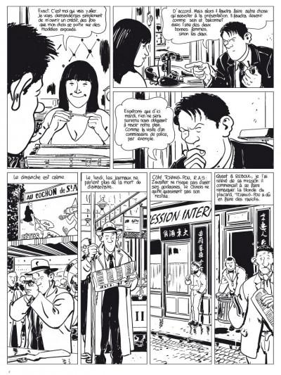 Page 3 l'étrangleur - Nestor burma - boulevard... ossements - Journal tome 2/3