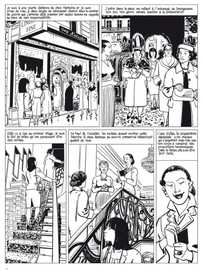 Page 5 l'étrangleur - Nestor burma - boulevard... ossements - Journal tome 2/3