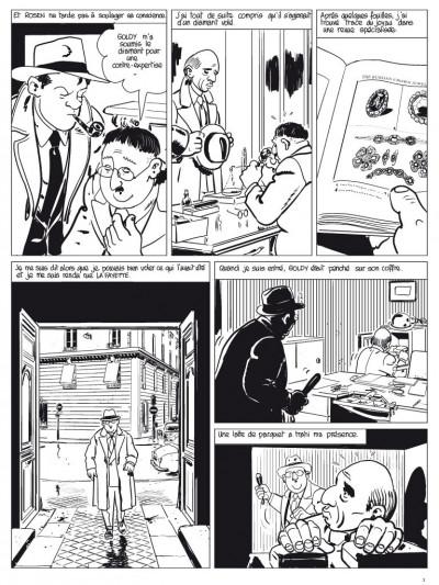 Page 2 l'étrangleur - Nestor burma - boulevard... ossements - Journal tome 3/3