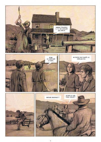 Page 2 Rouge comme la neige