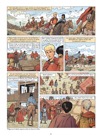 Page 1 Alix tome 33