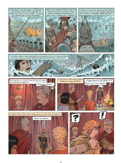 Page 3 Alix tome 33