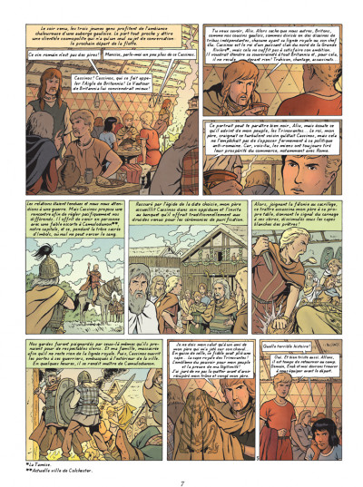 Page 5 Alix tome 33