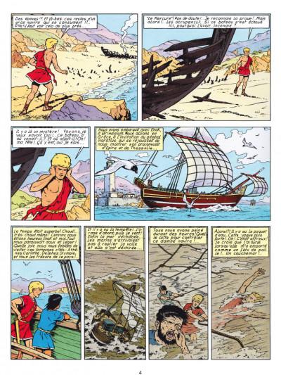 Page 2 Alix - éd. anniversaire tome 7 - Le dernier spartiate