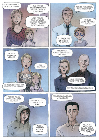 Page 1 La princesse des glaces