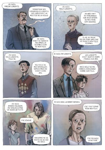 Page 2 La princesse des glaces