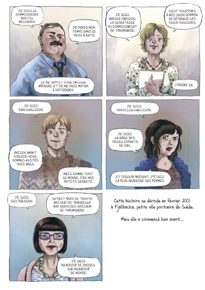Page 3 La princesse des glaces