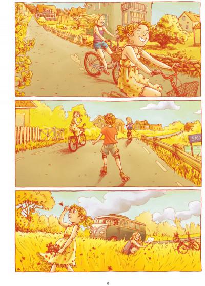 Page 4 La princesse des glaces
