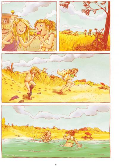 Page 5 La princesse des glaces