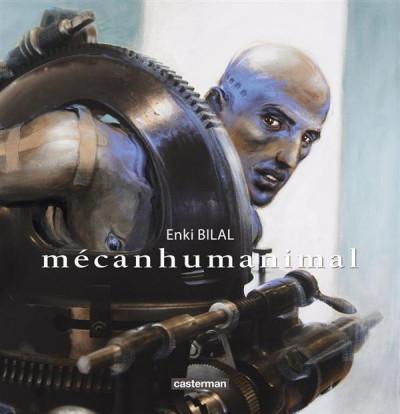 image de Mécanhumanimal - Catalogue d'exposition de bilal aux Arts & Métiers