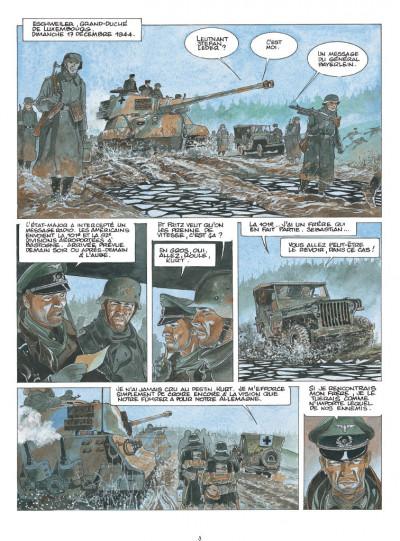Page 1 Airborne 44 tome 5 - s'il faut survivre...