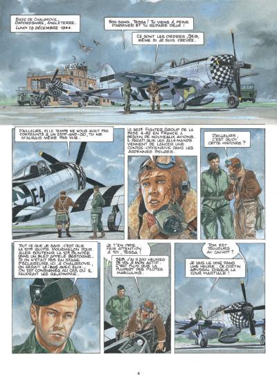 Page 2 Airborne 44 tome 5 - s'il faut survivre...