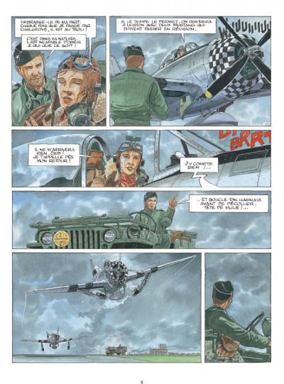 Page 3 Airborne 44 tome 5 - s'il faut survivre...