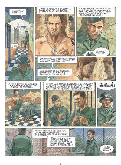 Page 4 Airborne 44 tome 5 - s'il faut survivre...