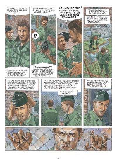 Page 5 Airborne 44 tome 5 - s'il faut survivre...